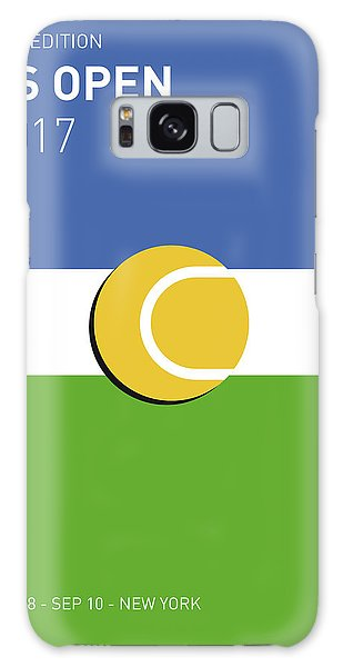 My Grand Slam 04 Us Open 2017 Minimal Poster Galaxy S8 Case
