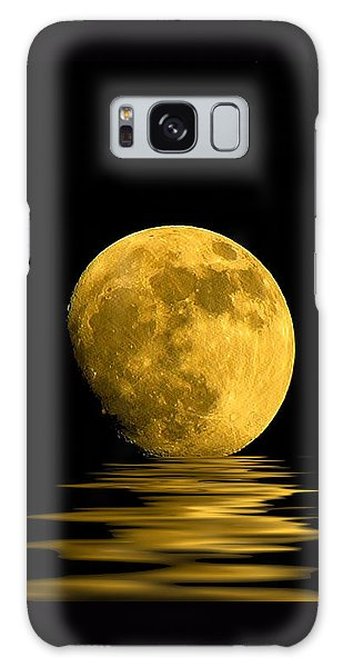 Moon Galaxy Case - My Harvest Moon by Lynn Andrews