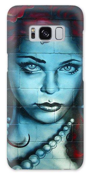 My Lady ... Galaxy Case by Juergen Weiss