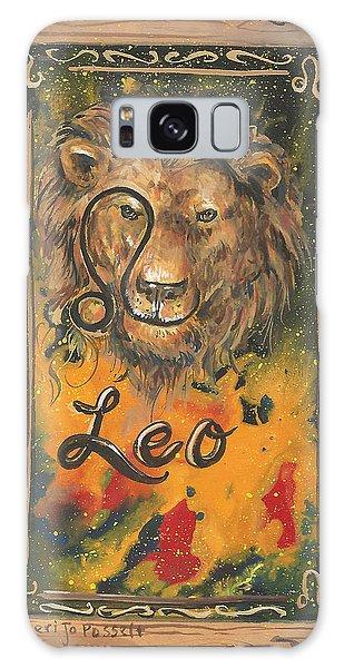 My Leo  Galaxy Case