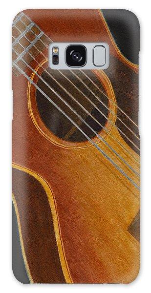 My Old Sunburst Guitar Galaxy Case