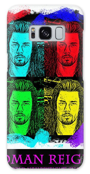 My Prediction For The World Heavyweight Championship Winner Of Wrestlemania 2015 Roman Reigns Galaxy Case by Jim Fitzpatrick