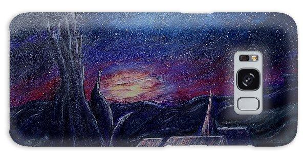 My Starry Night Galaxy Case