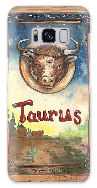My Taurus Galaxy Case