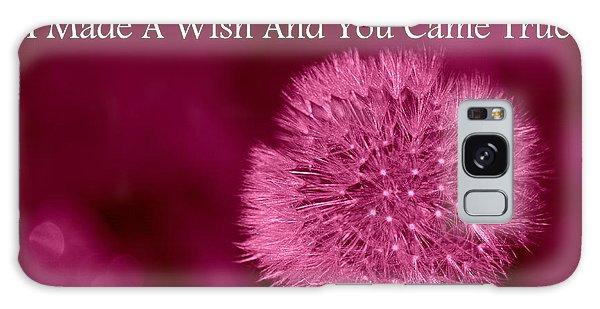 My Wish Galaxy Case