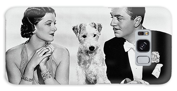 Myrna Loy Asta William Powell Publicity Photo The Thin Man 1936 Galaxy Case by David Lee Guss
