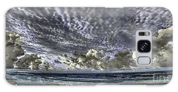 Myrtle Beach Hand Tinted Panorama Sunrise Galaxy Case
