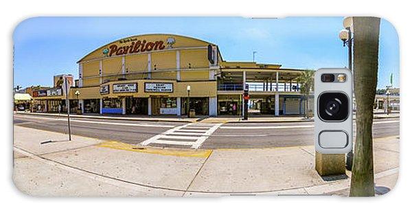 Myrtle Beach Pavilion Building Galaxy Case