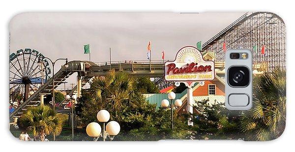 Myrtle Beach Pavillion Amusement Park Galaxy Case