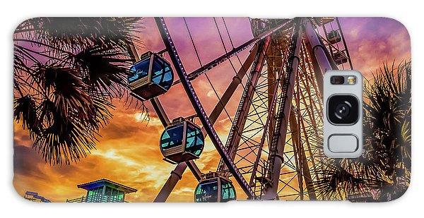 Myrtle Beach Skywheel Galaxy Case