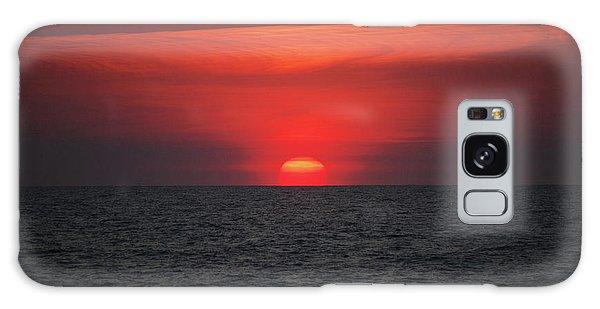 Myrtle Beach Sunrise 1 Galaxy Case