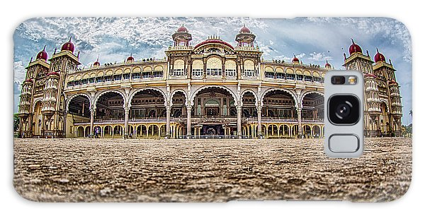 Mysore Palace Galaxy Case