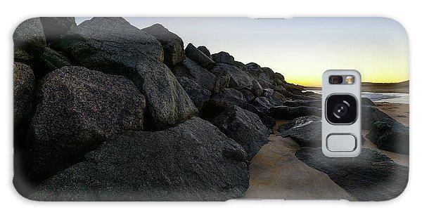 Mystic Beach Galaxy Case