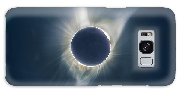 Mystic Eclipse  Galaxy Case