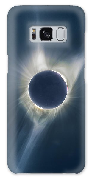 Mystic Eclipse  Galaxy Case