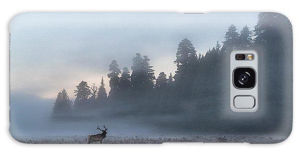 Mystic Elk Galaxy Case