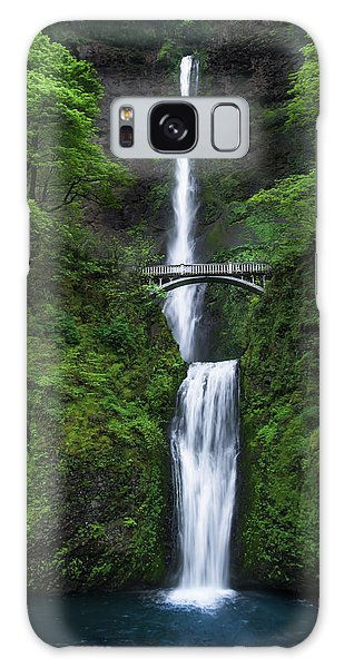 River Galaxy Case - Mystic Falls by Larry Marshall