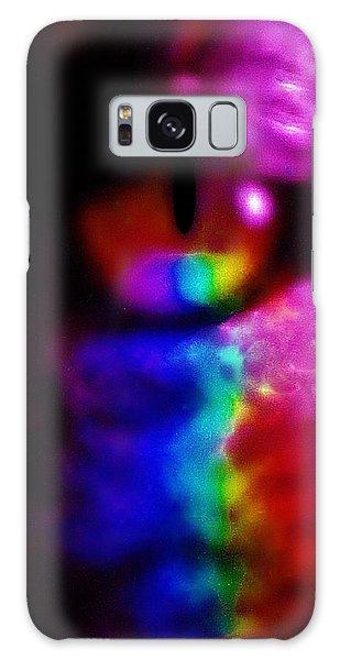 Mystic Feline Galaxy Case