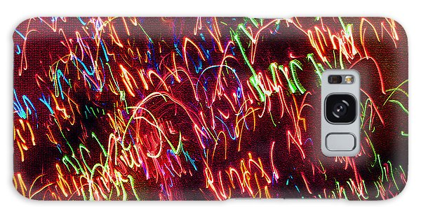Mystic Lights 16 Galaxy Case by Donna Corless