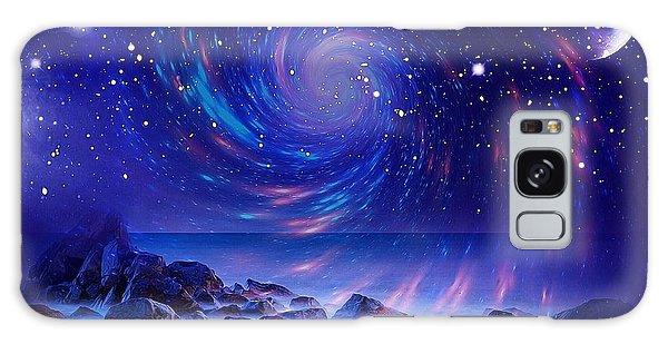 Mystic Lights Galaxy Case by Gabriella Weninger - David