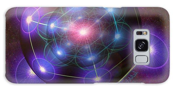 Mystical Metatron Galaxy Case