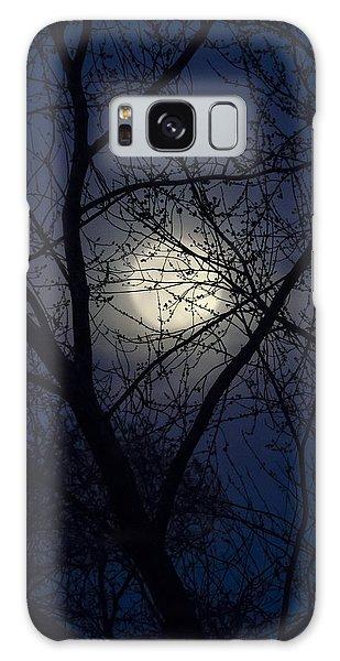 Mystic Moon Galaxy Case