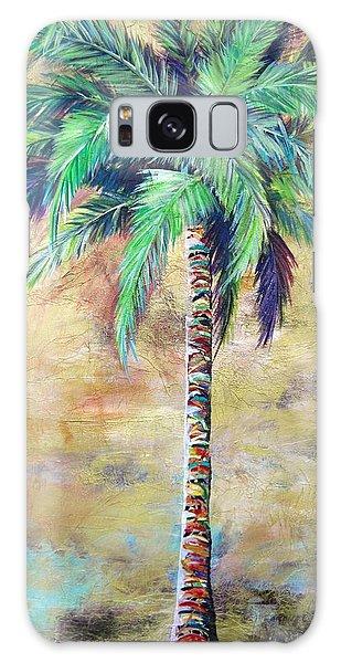 Mystic Palm Galaxy Case