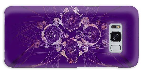 Mystic Roses Galaxy Case