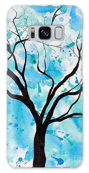 Mystic Tree Galaxy Case