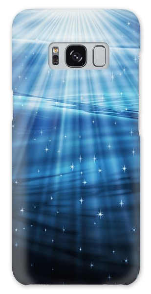 Mystic Waters Galaxy Case