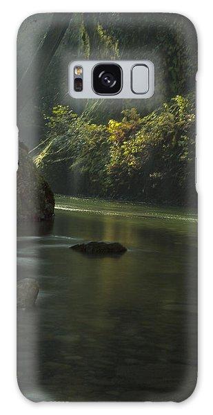 Mystical Canyon Galaxy Case
