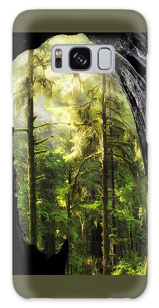 Mystical Forest Opening Galaxy Case