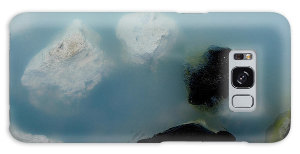 Galaxy Case featuring the photograph Mystical Island - Healing Waters by Matthew Wolf