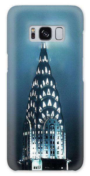 Colour Galaxy Case - Mystical Spires by Az Jackson
