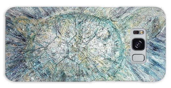 Mystical Sea Turtle Galaxy Case