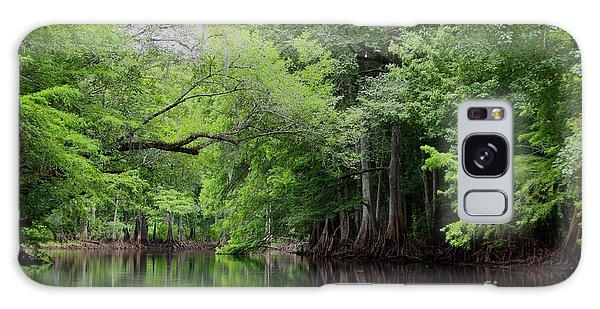 Mystical Withlacoochee River Galaxy Case