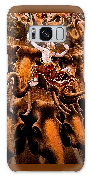 Mythical Warrior Of Siam Galaxy Case