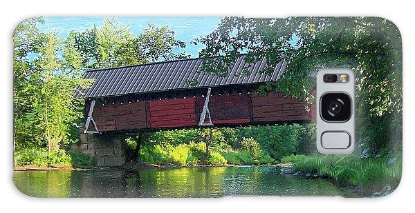N. Troy Bridge Galaxy Case by John Selmer Sr