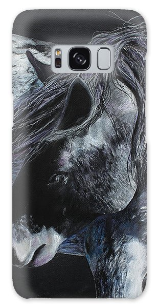 Nahokey Galaxy Case by Jeanne Fischer