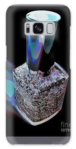 Nail Polish On The Stage Galaxy Case