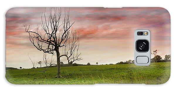 Naked Tree 01 Galaxy Case