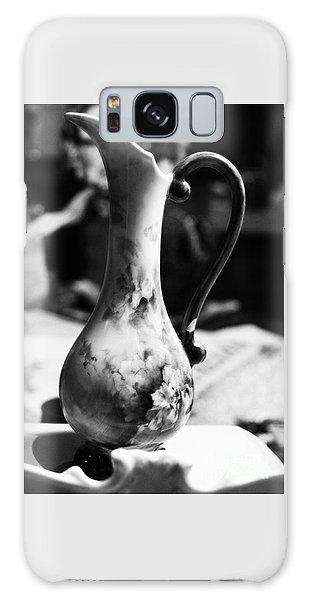 Nana's Vase Galaxy Case by Cassandra Buckley