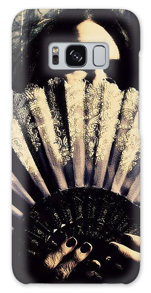 Nancy 2 Galaxy Case by Mark Baranowski