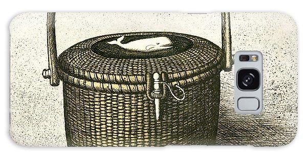 Nantucket Basket Galaxy Case