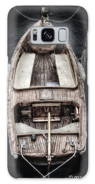 Nantucket Boat Galaxy Case