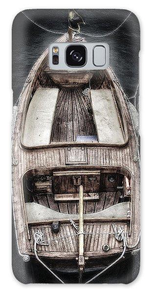 Nantucket Boat Galaxy Case