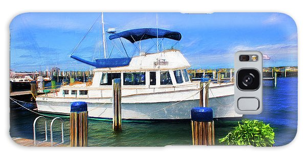 Nantucket Harbor Safe Harnor Series 52 Painted Galaxy Case