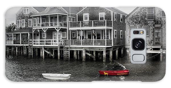 Nantucket In Bw Series 6139 Galaxy Case