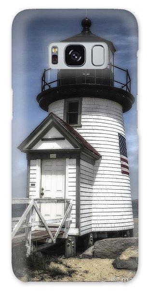 Nantucket Lighthouse Galaxy Case