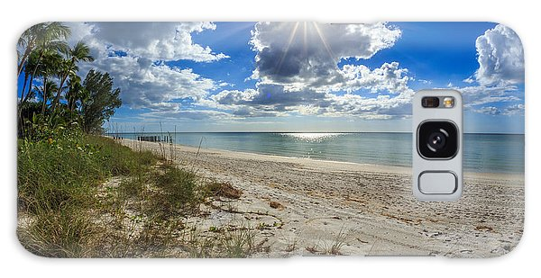 Naples, Florida Beach Galaxy Case